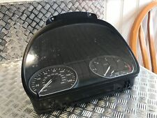 BMW e81 e87 2009 116d 118d Manual Dash Clocks instrument cluster speedo 9220950