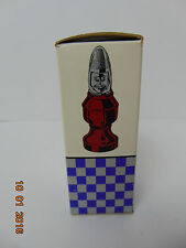 """Avon """"The Bishop """" Chess Piece Avon Spicy After Shave 3 Fl. Oz."""
