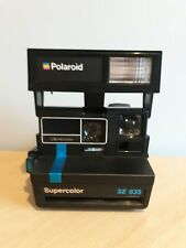 Polaroid Supercolor Vintage/Retro se 635 Con Bolso Excelente Estado