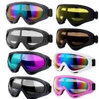 2 Packs Snow Ski Goggles Men Women Anti-fog Lens Snowboard Snowmobile Motorcycle