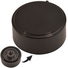 HOTPOINT-ARISTON Genuine Ceramic Induction Hob Switch Temperature Knob Black