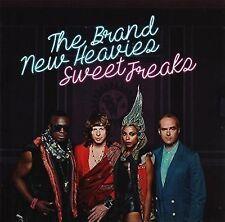 Sweet Freaks 4029759098737 by Heavies CD