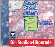 THE CHAMPIONS -Songs Für Fans- 3 track CD Single