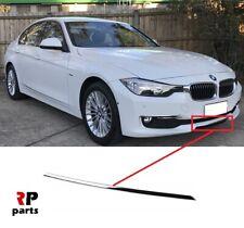 NUOVA BMW SERIE 3 F30 F31 linea di lusso PARAURTI POSTERIORE CROMATO Stampaggio Trim 7289755