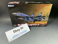 """Great Wall Hobby L7207 1/72 Russian Su-35S """"Flanker-E"""" Multirole Fighter"""