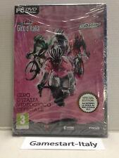 PRO CYCLING MANAGER  GIRO D'ITALIA 2011 - PC COMPUTER VIDEOGIOCO NUOVO SIGILLATO