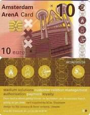 Arenakaart A043-02 10 euro: Arenadak in Vogelvlucht