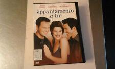 DVD - APPUNTAMENTO A TRE - ED SNAPPER