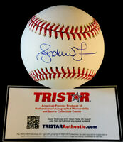 Andruw Jones Atlanta Braves Autographed Signed Baseball Tristar COA **MINT**