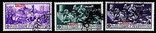 1930 ITALY - AEGEAN ISLANDS - CALCHI #12-14 - USED - VF - CV $33.00 (ESP#2160)