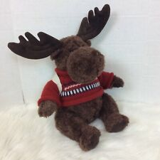 Gund American Eagle Outfitters Mac the Moose Plush Backpack Sweater