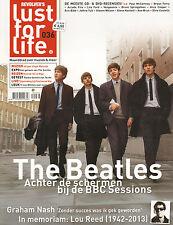 MAGAZINE LUST FOR LIFE 2013 nr. 036 - BEATLES / GRAHAM NASH / AYREON / LOU REED