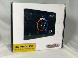 Lennox iComfort s30 UltraSmart Thermostat and Hub