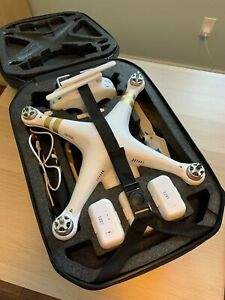 DJI Phantom 3 Professional - FOR REPAIR OR PARTS ONLY