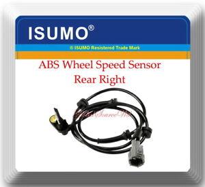 47900-7S200 ABS Speed Sensor  Rear Right Fit Nissan Titan 2004-2011 V8 5.6L