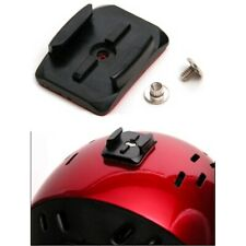 GoPro Mount With Fasteners For Gath Helmet