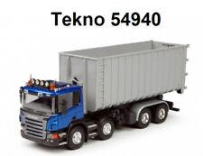 Camion miniature Tekno 1/50 référence 54940 neuf dans sa boîte d'origine