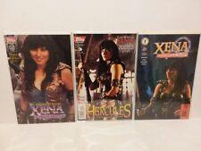 XENA: 6 BOOKS - YEAR ONE/HERCULES + 2 PART SERIES - FREE SHIPPING U.S. & CANADA!