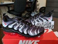 a5c814fb835577 Nike Air Vapormax Plus Shark After Before Bite Black Speed Red White AQ8632- 001