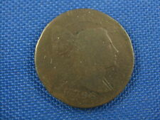 1796 Draped Bust Copper Large Cent Coin