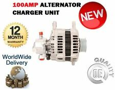 FOR HONDA CIVIC 1.7 CDTi 100BHP 2002-2005 NEW 100amp ALTERNATOR CHARGER UNIT