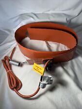 Briskheat Dhcs15A 5 Gallon Plastic Drum Heater ( No Electrical Plug)