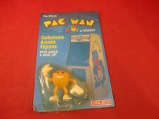 Pac-Man Coleco Bally Midway 1980 Toy PVC Promotional Figure Figurine *NEW*