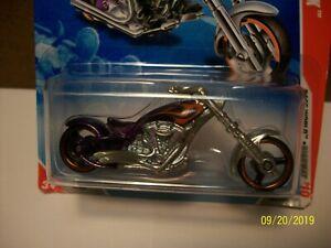 2010 Hot Wheels - OCC Splitback - Motorcycle