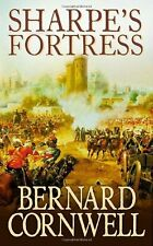BERNARD CORNWELL __ SHARPE'S FORTRESS ___ BRAND NEW __ FREEPOST UK