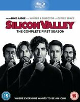 Silicon Valley - Season 1 [Blu-ray] [2015] [Region Free] [DVD][Region 2]