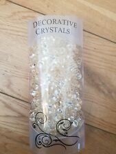 Wedding Table Diamond Crystal decoration Diamante Scatter gems Party Confetti