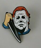 Halloween Michael Myers Horror movie Enamel Pin