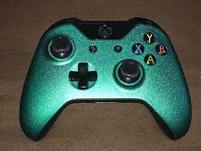 Green Sparkle OEM Genuine Microsoft xbox one wireless controller