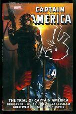Marvel Omnibus ~ Captain America ~ The Trial Of Captain America ~ Hardcover 2014