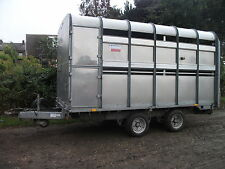 Ifor Williams Agriculture & Farming Livestock Trailers
