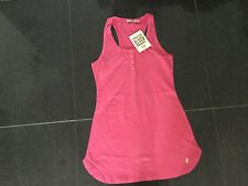 NWT Juicy Couture New & Gen. Pink Cotton Night Dress Size Small UK 8/10 & Logo