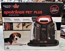 New listing Bissell Pawsitively Clean Spotclean Pet Plus Portable Spot Cleaner 5207-3 New!