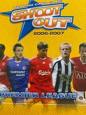 SHOOT OUT 2006-07 LIVERPOOL, MAN CITY, MAN UTD, MIDDLES (FOOTBALL CARDS)