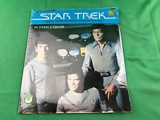 STAR TREK TO STARVE A FLEAVER PETER PAN RECORDS 45 RPM SEALED
