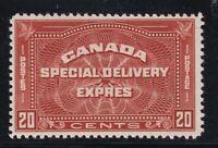 CANADA NO  E5,  SPECIAL DELIVERY,  FVF MINT H