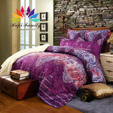 Brand New Super King Size Bed Quilt/Doona Cover 5 Pieces Set. AQ266S
