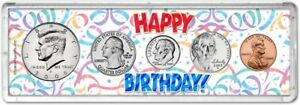 Happy Birthday Coin Gift Set, 2008
