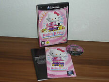 Nintendo Gamecube Spiel : Hello Kitty Roller Rescue