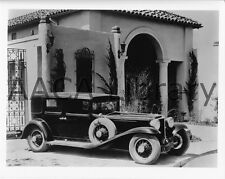 1929 Cord Brougham, Factory Photo (Ref. # 34902)
