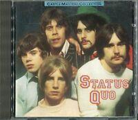 Status Quo   CD   STATUS QUO ( SAME)   (c) 1991 CASTLE COMMUNICATIONS