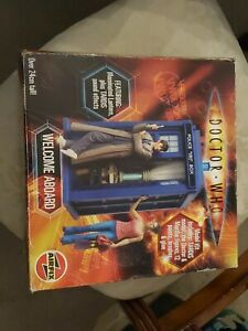 Doctor Who Welcome Aboard TARDIS 10th Dr Martha Airfix Model Complete KitA50006