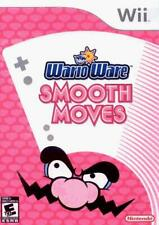 WarioWare: Smooth Moves - Nintendo Wii Game