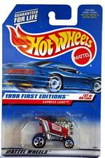1998 Hot Wheels #678 First Edition #37 Express Lane (china base)