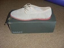 Mens Timberland Revenia Ox Tan suede shoes size 11 .New..£100