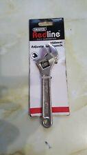 Draper Redline 67589 150mm  Adjustable Wrench